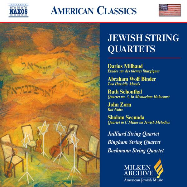 Jewish String Quartets - Milken Archive of Jewish Music