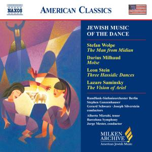 Jewish Music of the Dance 35