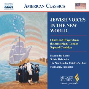 Jewish Voices in the New World 10