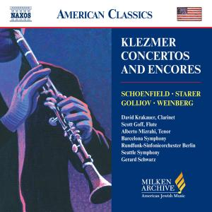 Klezmer Concertos and Encores