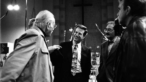 Herman Berlinski, Lowell Milken & Neil Levin