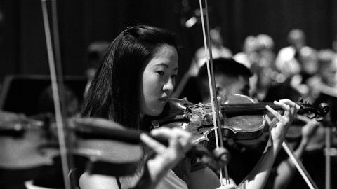 Member of the Young Musician's Foundation Debut Orchestra