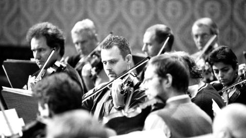 Members of the Czech Philharmonic Orchestra
