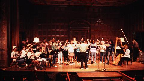 Samuel Adler and the Rochester Singers
