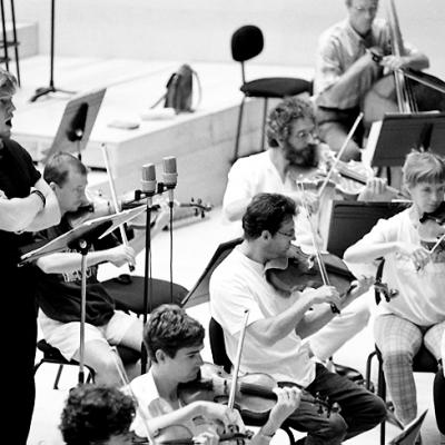 Matthew Kirchner & Members of the Barcelona Symphony