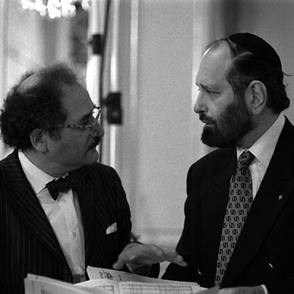 Neil W. Levin and Joseph Malovany