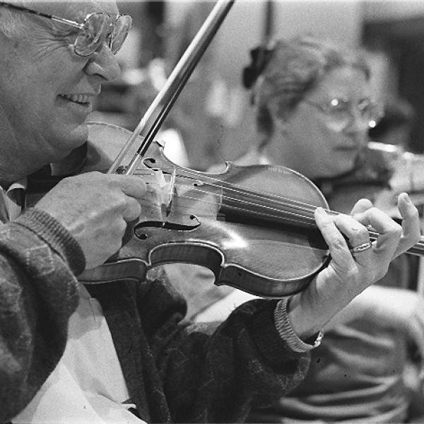 Members of the Seattle Symphony