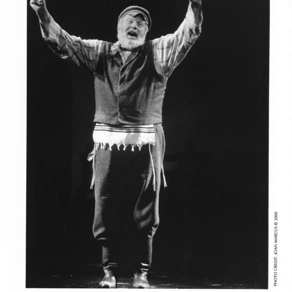 Theodore Bikel as Tevye