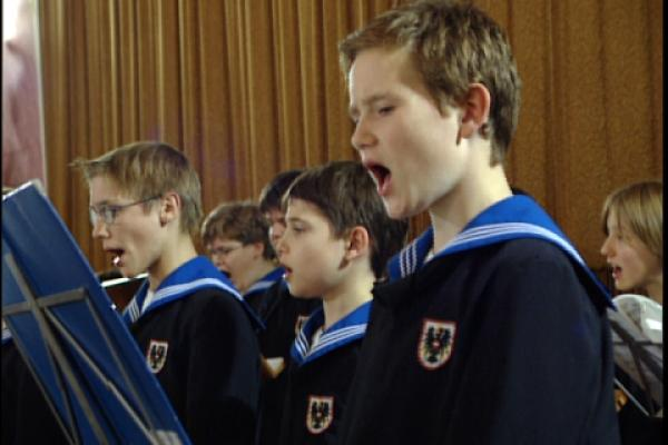 Landmark Recordings with the Vienna Boys Choir