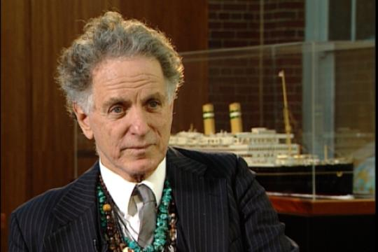 David Amram on Shir lerev shabbat