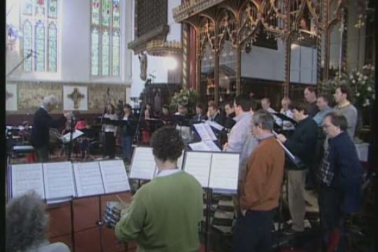 Landmark Recordings with the BBC Singers