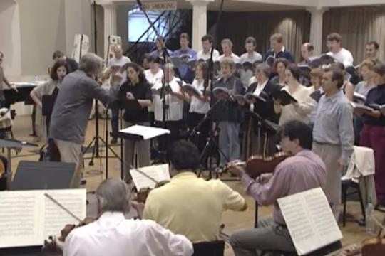 Thomas Beveridge's Yizkor Requiem