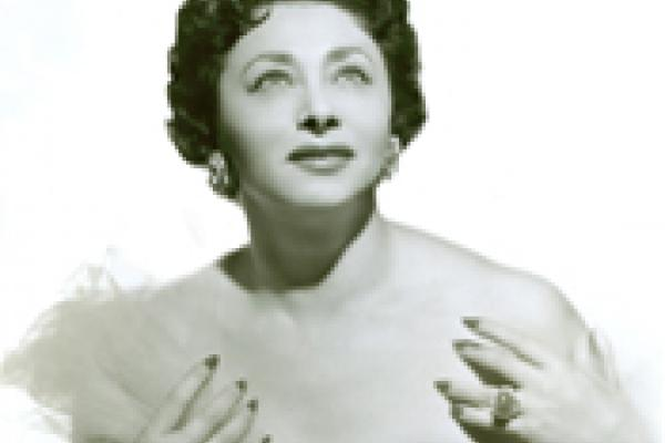 Esta Salzman: Yiddish Theater Actress